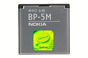 Аккумулятор батарея Nokia BP-5M, фото 2