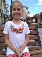 Дитячі вишиті футболки