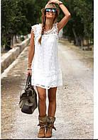 Пляжное платье с кружевом ХИТ
