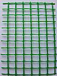Сетка пластиковая декоративная Клевер Д 20 Зеленая Усиленная, фото 2