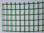 Сетка пластиковая декоративная Клевер Д 20 Зеленая, фото 2