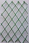 Сетка пластиковая декоративная ромб ДР 30 Зеленая, фото 2