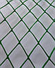 Сетка пластиковая декоративная ромб ДР 30 Зеленая