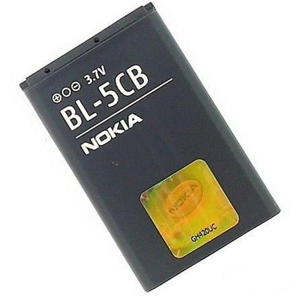 Аккумулятор батарея Nokia BL5CB, фото 2