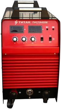 Інверторний зварювальний напівавтомат TITAN PISPA400M