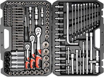 Набір інструменту для ремонту авто з насадками Yato YT-38872