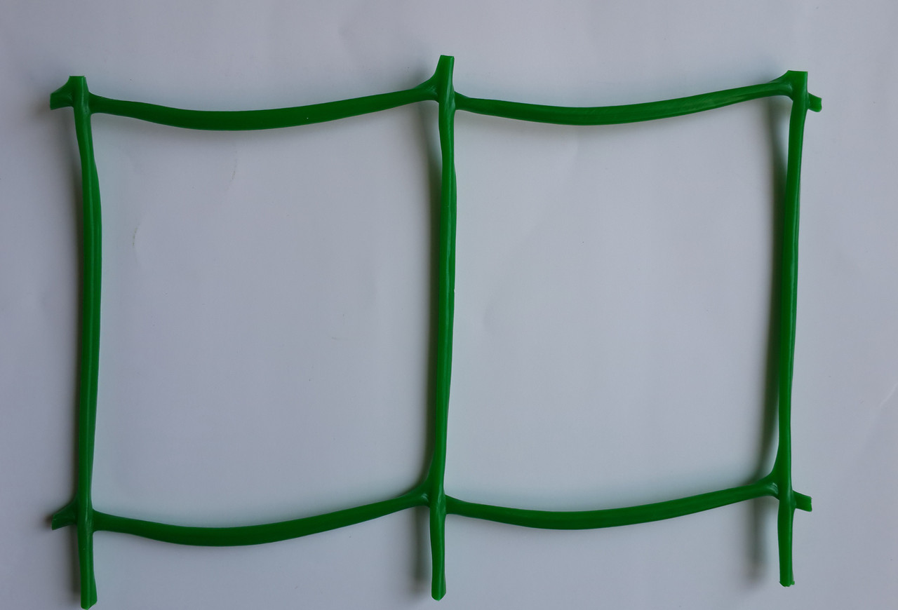 Сітка пластикова декоративна Д 85 Зелена