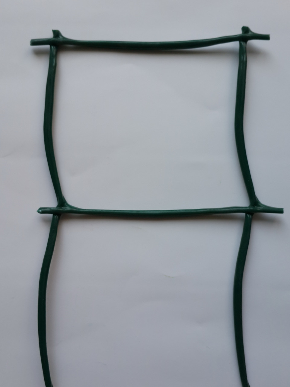 Сітка пластикова декоративна Д 85 Темно-зелена