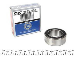 Подшипник муфты компрессора кондиционера (35x55x20) CX 35550020