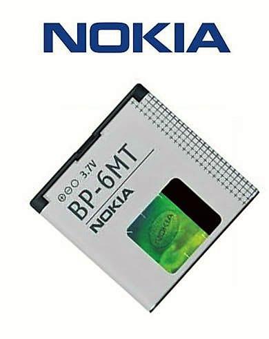 Аккумулятор батарея Nokia BP-6MT