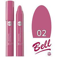 Помада-карандаш №02 SOFT COLOUR Hypoallergenic