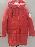 Демисезонное пальто на девочку размеры: 130-170 ,код: 17102