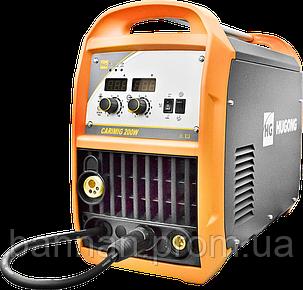 Сварочный инвертор полуавтомат Hugong CariMig 200W, фото 2