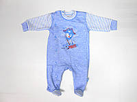 Человечек для новорожденных р.56,62,68