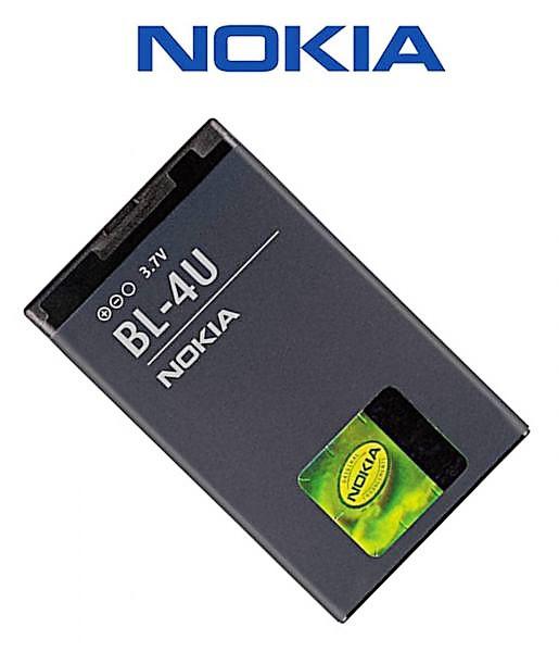 Аккумулятор батарея Nokia BL-4U