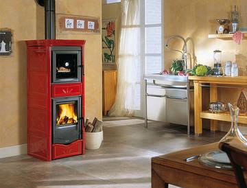 Отопление на дровах: устройство и монтаж