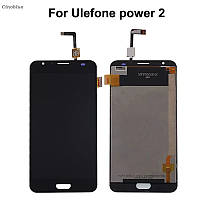 Модуль для Ulefone power 2 дисплей + сенсор, фото 1