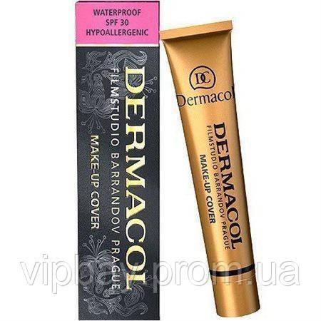 Dermacol - стойкий тональный крем Дермакол 30 мл