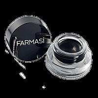 Гелевая подводка для глаз Farmasi