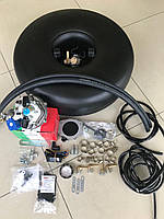 Комплект ГБО 2.YOTA-TOMASETTO для карбюраторныйх(Solex) автомобилей с тор.баллоном