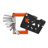 Ключи-шестигранники SuperB TB-FD45, 21 инструмент