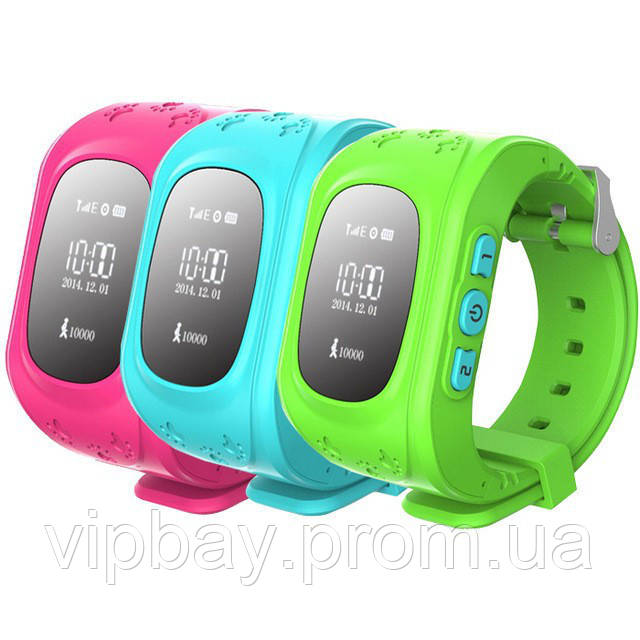 Детские умные часы телефон Smart Baby Watch Q50 с аудиомониторингом пр