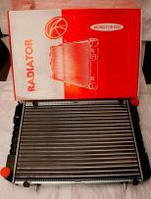 Радиатор охлаждения 3-х рядный (алюминий) Газель (пр-во Aurora)