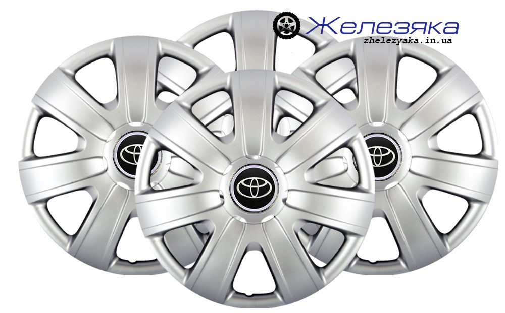 Колпаки на колеса R14 SKS/SJS №224 Toyota