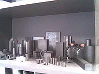 Конструкционные изделия из Графита МПГ, МГ,  ЭГ