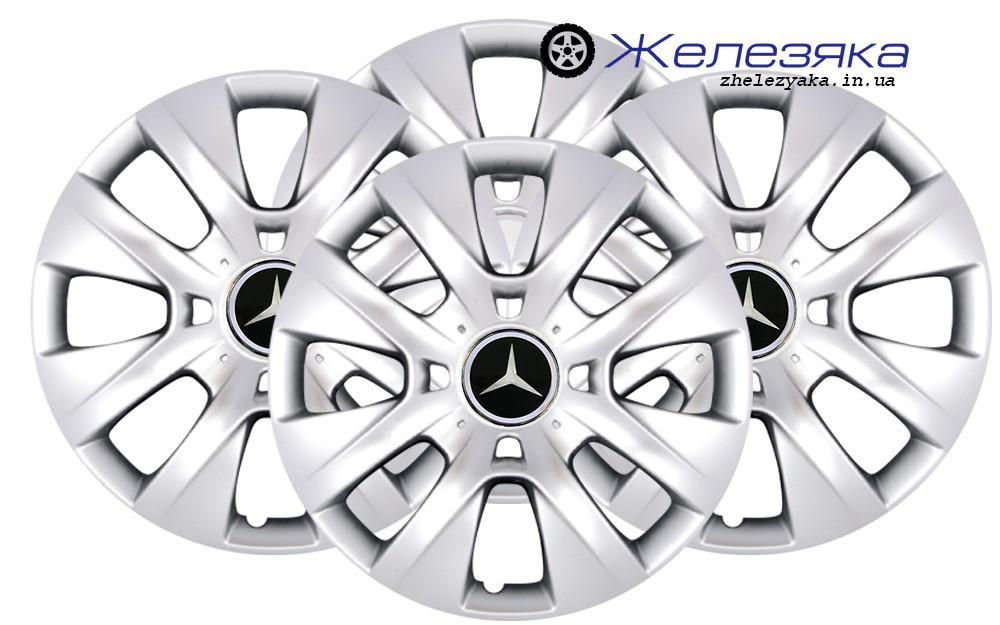Колпаки на колеса R14 SKS/SJS №225 Mercedes-Benz