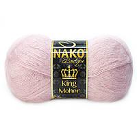 Nako King Moher - 10639 пудра