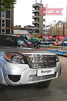 Декоративный элемент решетки радиатора d10 (1 элемент из 11 трубочек) Союз 96 на Ford Ranger 2007-2012
