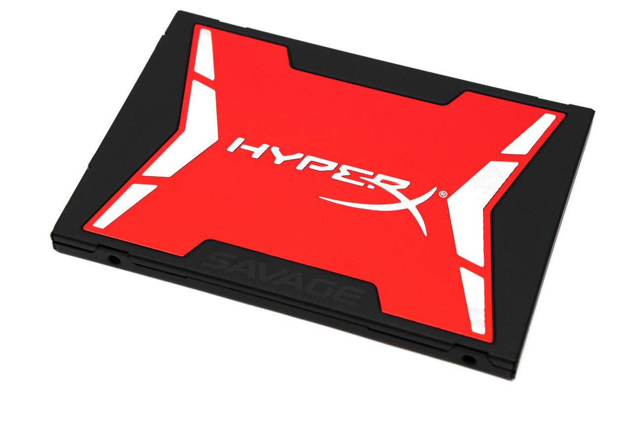 "Kingston HyperX Savage 240GB 2.5"" SATAIII MLC (SHSS37A/240G)"