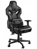 Кресло Diablo Chairs X-Fighter Черное
