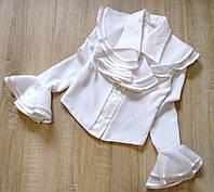 Школьная форма - Детская блузка р.140