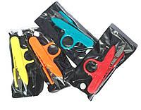 Щипцы, ножницы для обрезки ниток 125мм. Разноцветные., фото 1