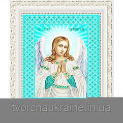 Схема для вышивки бисером Св. Ангел Хранитель НИК 7108