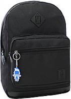 Украина Рюкзак для ноутбука Bagland Zanetti 16 л. Чёрный (0011766), фото 1