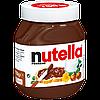 Шоколадно ореховая паста Nutella 750 г