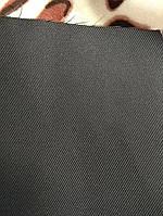 Автоткань для обшивки автосалонов ширина 180 см сублимация 035- черная диагональ, фото 1