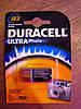 Батарейка DURACELL Ultra 3V 123