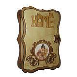 Ключница Винтаж Home с фоторамкой, фото 4