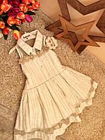Платье для девочки от 2 до 6 лет  в розницу Турция