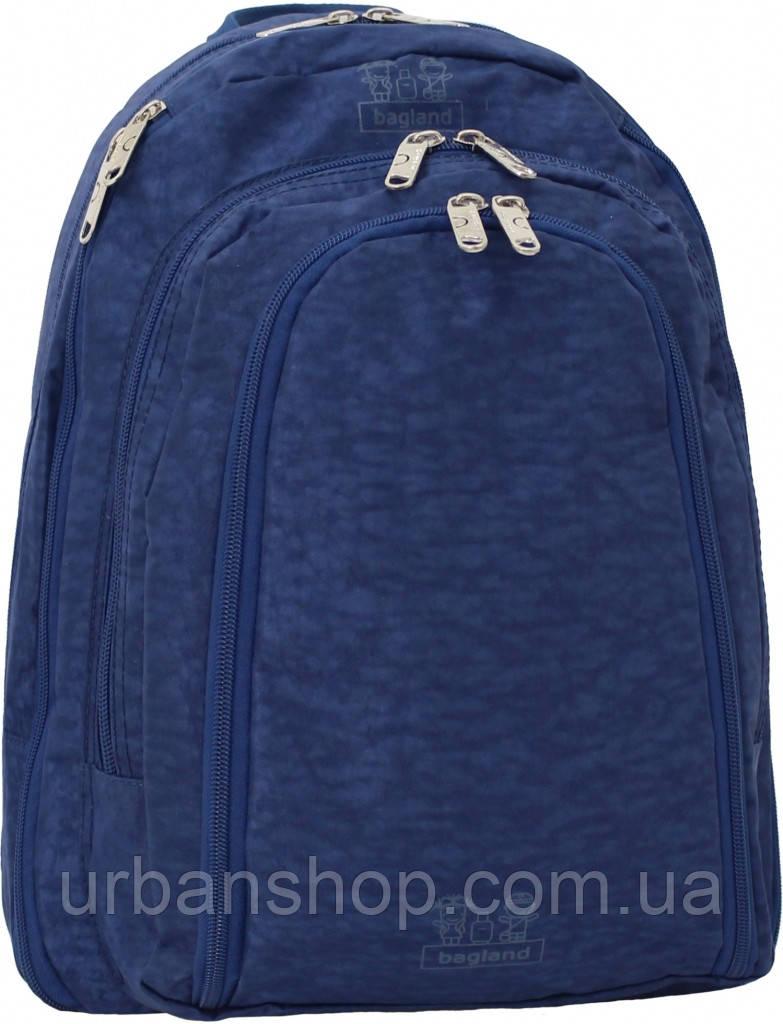 Украина Рюкзак Bagland Раскладной большой 32 л. Синий (0014270)