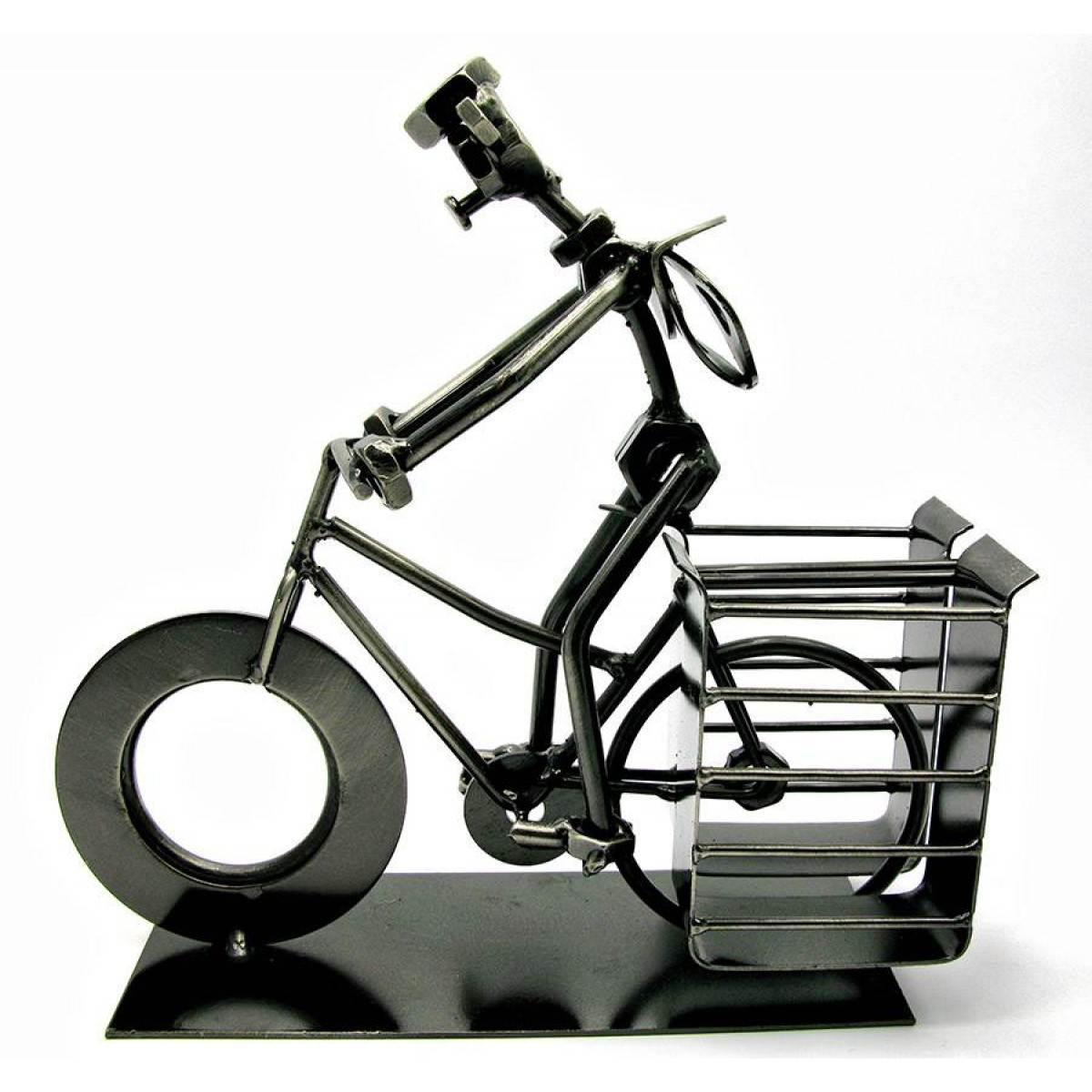 Подставка для ручек техно-арт Велосипедит