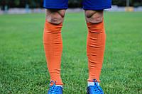 Гетры без носка Оранжевые 1039