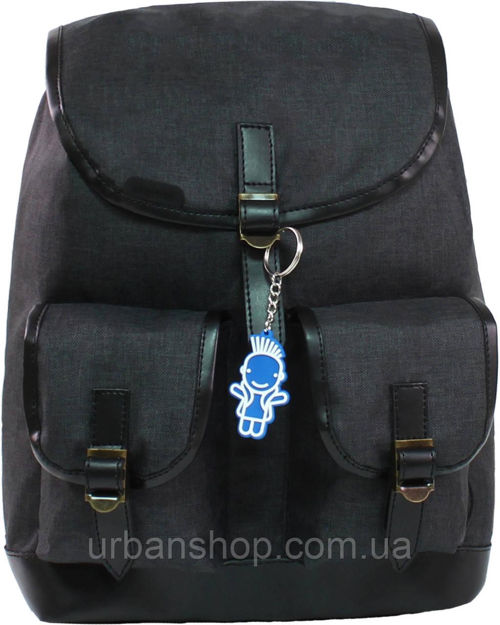 Украина Рюкзак Bagland Amy 16 л. Черный (0013069)