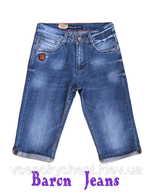 Шорты джинсовые BARON  Размеры: 30; 31