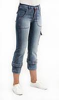 Капри женские Crown Jeans модель 842 (PIERA)