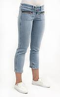 Капри женские Crown Jeans модель 860 (BLR BLUE)